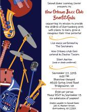 Second Home Jazz Gala Poster_8.5x11