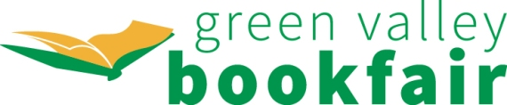 Green Valley Bookfair logo