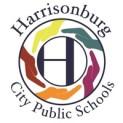 Harrisonburg City Public School logo